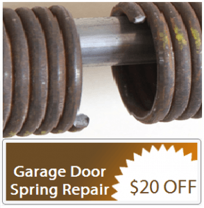 garage door springs durham north carolina