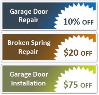 garage door repair durham special deals